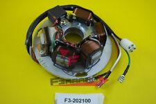 F3-202100 STATORE  VESPA PX  125 150 200 ARCOBALENO con Avviamento ELETT.