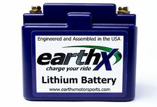 EarthX ETX Series Light Weight High Cranking Lithium Battery 12V ETX12A