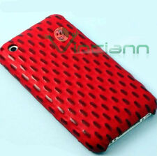 Custodia DOTS back cover ROSSA iPhone 3GS + pellicola