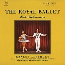 THE ROYAL BALLET - AS-6065 - ANSERMET - ANALOGUE PRODUCTIONS - 200G - 2LP