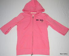 Hollister Hoodie Sweatshirt Hoodies  Cap Fleece T-shirt  A & F Blouse Tee NWT S