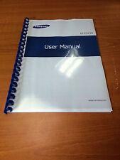 SAMSUNG GALAXY TAB3 10.1 P5210 stampato Manuale di Istruzioni Guida Utente 102 pagine