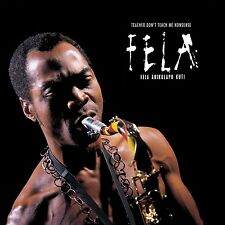 Fela Kuti - Teacher Don't Teach Me No Nonsense NEW SEALED LP w/ Egypt '80