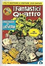 I FANTASTICI QUATTRO 2  SECONDA SERIE 1983