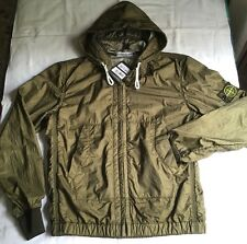 P/E STONE ISLAND ARCHIVE S/S 2008 art.4833 SUPERLIGHT RESINED NYLON JKT NEW