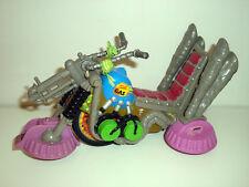 VEHICULE TORTUES NINJA MOTO 1990 (11x11cm)