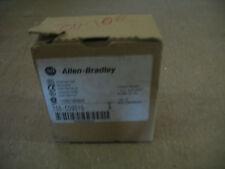 ALLEN BRADLEY 100-C09D10 SerA CONTACTOR 3P 1NO 110/120VAC