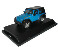 -  Greenlight  -  JEEP WRANGLER - ISLANDER EDITION  -  86038 - blau - 1:43 - NEU