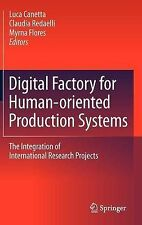 Digital Factory for Human-oriented Production Sy, , Excellent