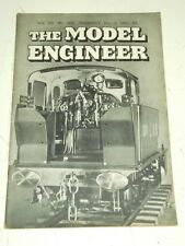 MODEL ENGINEER #2687 VOL 107, NOVEMBER 20TH 1952