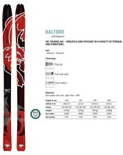 New Dynafit Baltoro 183cm 86mm backcountry alpine touring skis 2016 Msrp$550