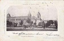 * ARGENTINA - Buenos Aires - Consejo de Educacion, F.Weiss 1903