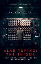 ALAN TURING THE ENIGMA Book that Inspired Imitation Game NEW book Andrew Hodges