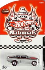 2006 Hot Wheels 6th Nationals '68 Nova, Mint in Pkg, Only 3000 made
