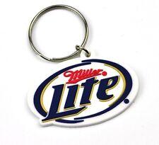 Miller Lite Beer Logo Bier USA Schlüsselanhänger Key Chain Ring