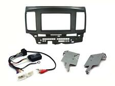 Connects2 CTKMT05 Mitsubishi Lancer 2008 - 2010 Complete Double Din Fitting Kit