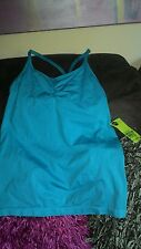 M&S TOP VEST NEW SIZE 16 SPORT TOP SIZE 16-18