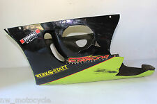 98 99 SUZUKI GSX-R SRAD GSXR600 GSXR 750 LOWER RACE FAIRING CATCH PAN COWL SK