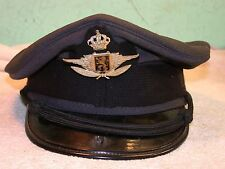 Belgium Police RAF Royal Air Force 1968 hat cap #55