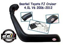 2007-2012 Toyota FJ Cruiser 4.0~Liter V6 Version Cold Air Ram Intake Snorkel Kit