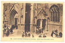 CPA 29 - SAINT GUENOLE PENMARC'H (Finistère) - 22.Eglise Saint-Nona (XVIe siècle
