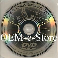 2001 2002 Acura MDX & CL Coupe Satellite Navigation Black DVD Map V2.40 Update