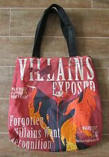 Disney Maleficent VILLAINS EXPOSED Shoulder Bag Tote Sleeping Beauty store purse