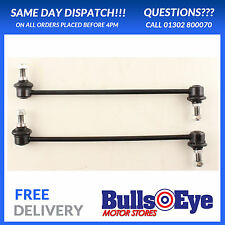Fits With Vauxhall Vectra C (2002-2009) Front Anti Roll Bar Drop Links Rods x2