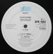 Noiseworks - R.I.P. / Touch / 12'' Single - PROMO XPR 1692 - Original UK issue