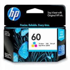 Brand New 2016 GENUINE HP 60 Color Ink For F4580 F4500 F4480 F4450 F4440 F4435