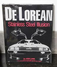 "DMC - DeLorean ""Stainless Steel Illusion"" Book"