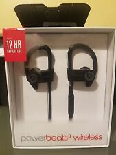 Beats by Dr. Dre  PowerBeats 3 Wireless Ear-Hook Headphones - Black