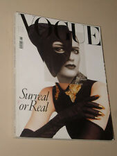 VOGUE MAGAZINE=ITALIA=2012/738=FEBRUARY=Laura Kampman by Steven Meisel