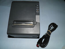 Epson TM-T88V  M244A Thermal POS Receipt Printer with Power Plus USB cable