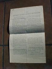 ORIG WWII RARE AVG FLYING TIGERS  DEC 4,1941 UNIT PRODUCED NEWSPAPER - AVG NEWS
