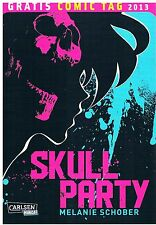 Skull Party / Spezial zum Gratis Comic Tag 2013