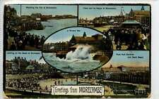 (Gi019-373)  Multiview of MORECAMBE   c1920, Used  G