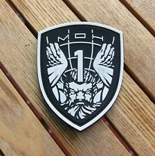 Luminous Medal of Honor MOH ATLAS 3D PVC Patch PB366