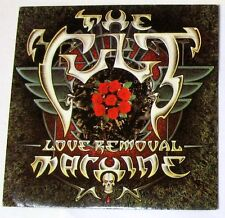 "THE CULT - LOVE REMOVAL MACHINE - WOLF CHILD'S BLUES - 45gg 7"" NUOVO"