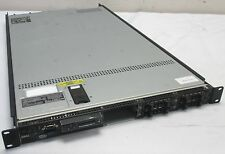 Dell PowerEdge R610 2 Heatsinks+Rails  No CPU No Mem No HDD No PS No Raid