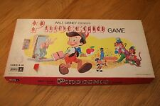 Walt Disney Presents Pinnochio Board Game Vintage 1971 Hard To Find Collectible