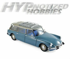 NOREV 1:18 1967 CITROEN ID 19 BREAK DIE-CAST BLACK 181591