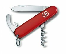 0.3303 VICTORINOX SWISS ARMY POCKET KNIFE WAITER RED 53891 03303 BRAND NEW