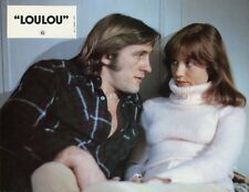 GERARD DEPARDIEU ISABELLE HUPPERT LOULOU MAURICE PIALAT 1979 LOBBY CARD PHOTO #2