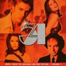 STUDIO 54 SOUNDTRACK CD OST NEUWARE