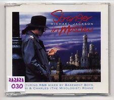 Michael Jackson Maxi-CD Stranger In Moscow CD3 Part 3 - 5-track - EPC 663352 9