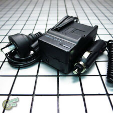 AC Car NP-95 NP95 Battery Charger for Fujifilm FinePix X100 F30ZOOM Real 3DW1