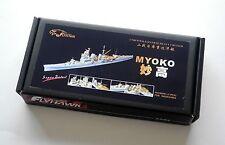 Flyhawk 1/700 FH700091 IJN Heavy Cruiser Myoko for Hasegawa