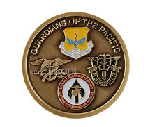 US GUARDIANS OF THE PACIFIC SPECIAL OPERATIONS COMMAND CHALLENGE COIN-34017