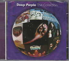 CD 12T DEEP PURPLE THE COLLECTION BEST OF 2006 NEUF SCELLE